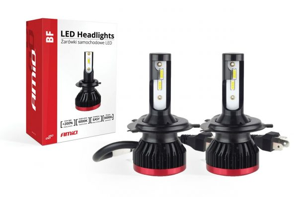 KIT LED HEADLINGHTS H4