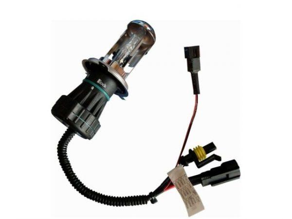 H4-3 Lámpara, Repuesto, 12v Xenon 35w, 6000k, Bixenon